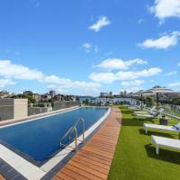 Vibe Hotel Rushcutters Bay Sydney, hotelli kohteessa Sydney