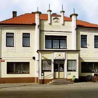 Penzion Česká Koruna, отель в городе Часлав