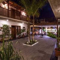 Gara Hotel, hotel en Garachico