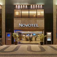 Novotel RJ Santos Dumont, hôtel à Rio de Janeiro près de: Aéroport Santos Dumont - SDU