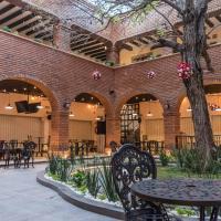 Punto Madero Hotel & Plaza, hotel in Mocorito
