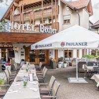 Hotel & Restaurant Becher, hotel in Donzdorf