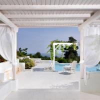 Anemolia Villas with private pools located among the most beautiful beaches of Alonissos