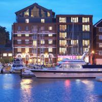 Salthouse Harbour Hotel, hotel in Ipswich