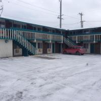 High River Motor Motel, hotel in High River