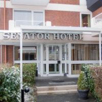 Hotel Senator, hotelli kohteessa Bielefeld