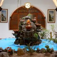 Hotel David, hotel em Quito