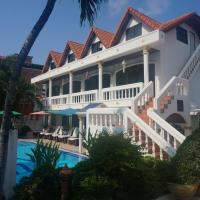 Villa Oranje Pattaya, hotel in Pattaya