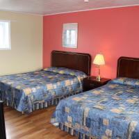 Colonial Motel, hotel em Chatham