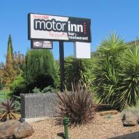 Bristol Hill Motor Inn & Peppa's Licensed Restaurant, hotel in Maryborough