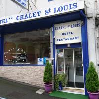 Chalet Saint Louis, hotel in Lourdes