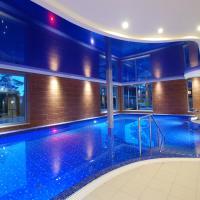 Puchacz - Spa – hotel w mieście Niechorze