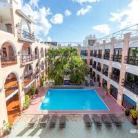 Hotel Doralba Inn, отель в городе Мерида