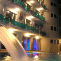 Hotel Sunset Beach, hotel in Lozenets