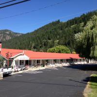 Overlander Motel, hotel em Chase