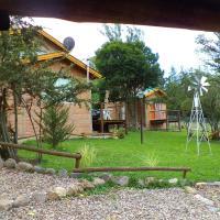 Cabañas Kumelkan, hotel in Los Reartes