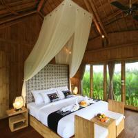 Padi Bali Eco Villas, hotel in Payangan