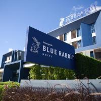 Blue Rabbit Hotel, hotel in Chanthaburi