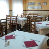 Hostal Restaurante La Masía, hotel en Villareal