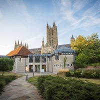 Canterbury Cathedral Lodge, hotel in Canterbury