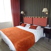 Logis Au Grand Hotel, hotel in Mayenne