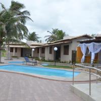 Casas Cores dos Corais, hotel in Maracajaú