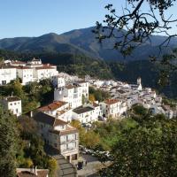 Apartamentos Rurales Jardines del Visir, hotel en Genalguacil