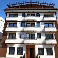 Boutique Villa Arte, отель в Охриде