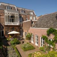 Boutique Hotel De Blauwe Pauw, hotel in Den Bosch