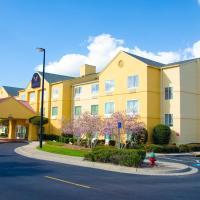 Eagles Nest Inn, hotel in Statesboro