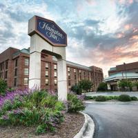 Hampton Inn Wilmington-Medical Park, hotel in Wilmington