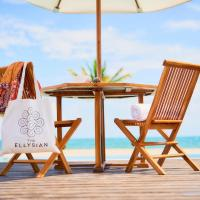 The Ellysian Boutique Hotel, hotel in Placencia