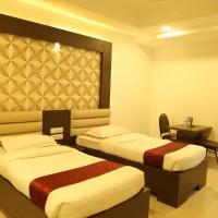 hotel shivananda, hotel in Hospet