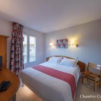 ホテル ル グラン カップ、ロクブリュヌ・カップ・マルタンのホテル