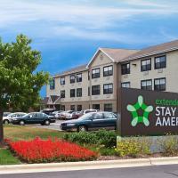 Extended Stay America - Chicago - Burr Ridge, hotel in Burr Ridge