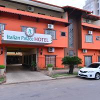 Italian Palace Hotel, hotel in Sinop