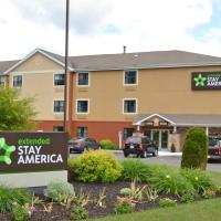 Extended Stay America - Syracuse - Dewitt, hotel near Syracuse Hancock International Airport - SYR, East Syracuse