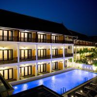 Sanakeo Boutique & Spa, отель в Луангпхабанге