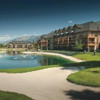 Bighorn Meadows Resort, hotel em Radium Hot Springs