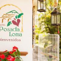 Hotel Posada Loma, hotel en Fortín de las Flores