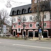 Non-stop hotel, hotell nära Boryspil internationella flygplats - KBP, Boryspil