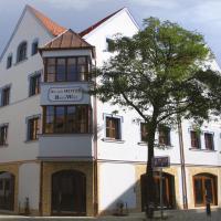 Altstadthotel Bräuwirt, hotel in Weiden