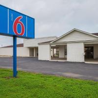 Motel 6-Madisonville, TX