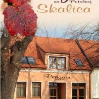 Penzion na Potočnej, отель в городе Скалица