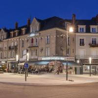 Le Pavillon, hotel in Blois