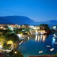 Pension Gerania, hotel in Asos