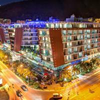 Hotel Adria, hotel Budvában