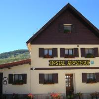 Hostal Arostegui, hótel í Garayoa
