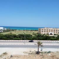 Appartement Vue Sur Mer Turquoise, hotel in Mahdia