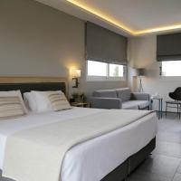 Palmyra Beach Hotel, hotell i Aten